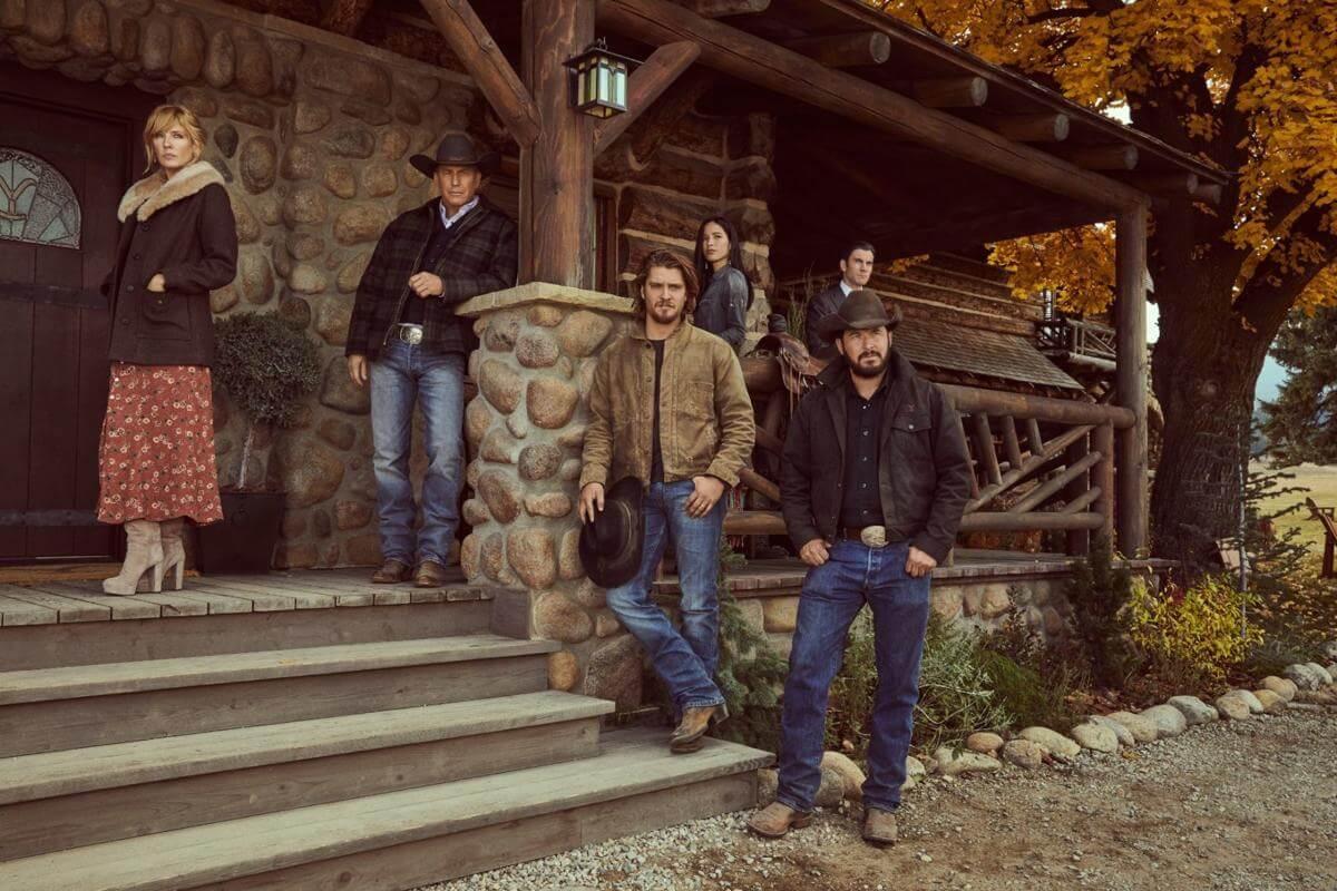 Yellowstone Nerede Çekiliyor