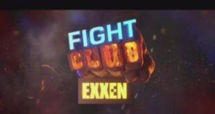Exxen Fight Club Nerede Çekiliyor